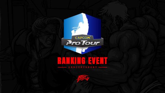Capcom Pro Tour 2017 Announcement