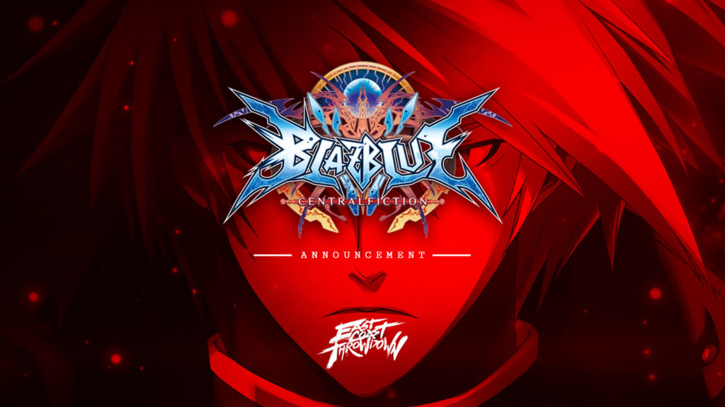 BlazBlue Centralfiction Tournament