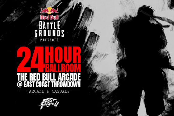 The Red Bull Arcade @ East Coast Throwdown
