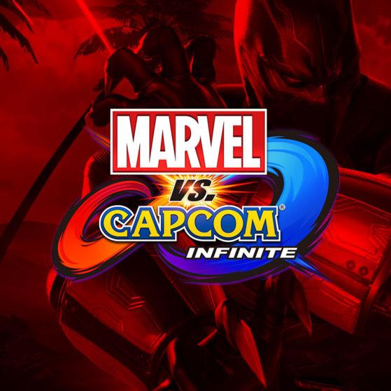 Marvel Vs Capcom Infinite Tournament