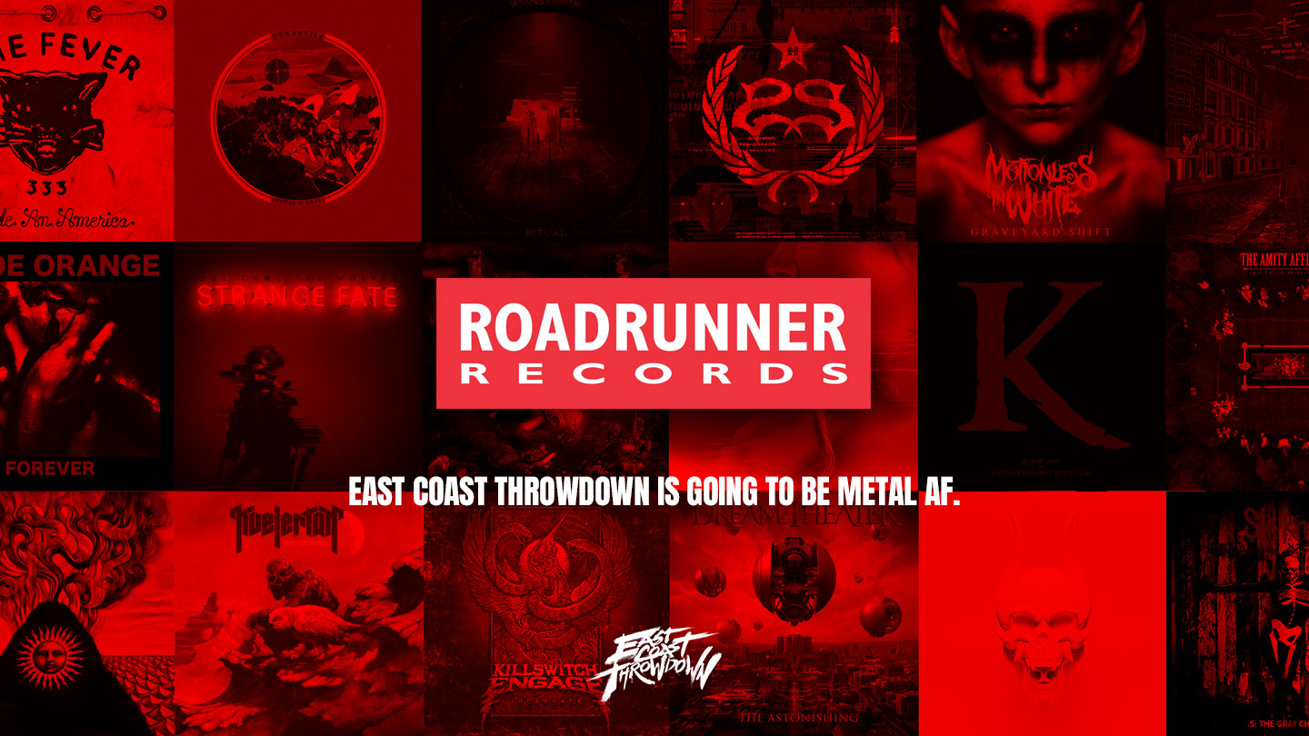 Welcome Roadrunner Records as the Official Music Partner ...