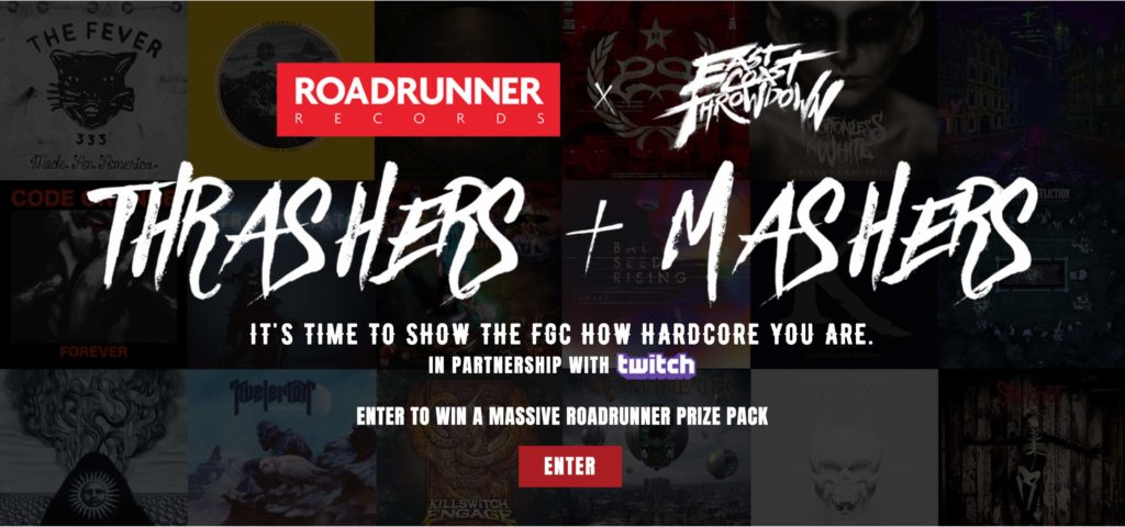 Enter to win an Ibanez Guitar from Roadrunner Records