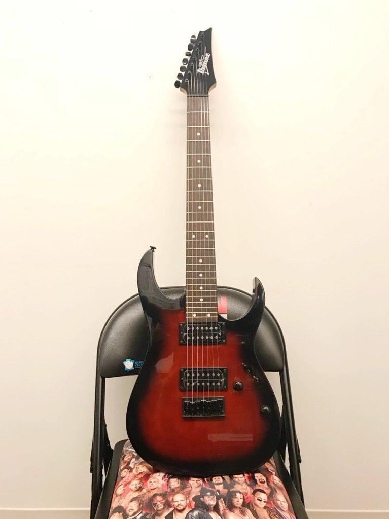 Ibanez Guitar Giveaway